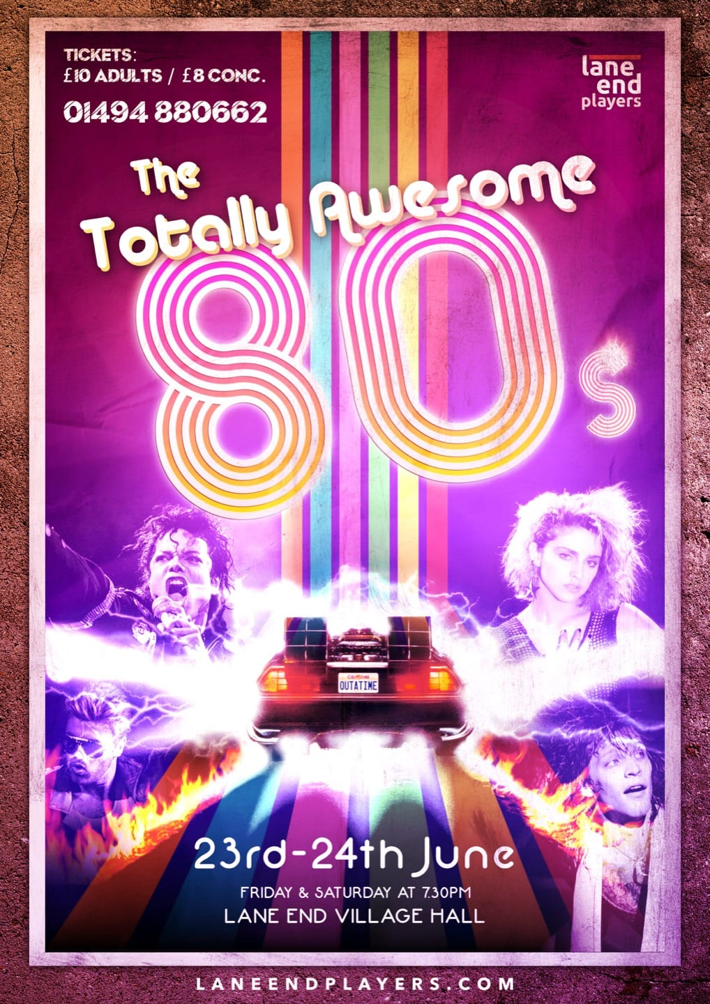 The Totally Awesome 80s