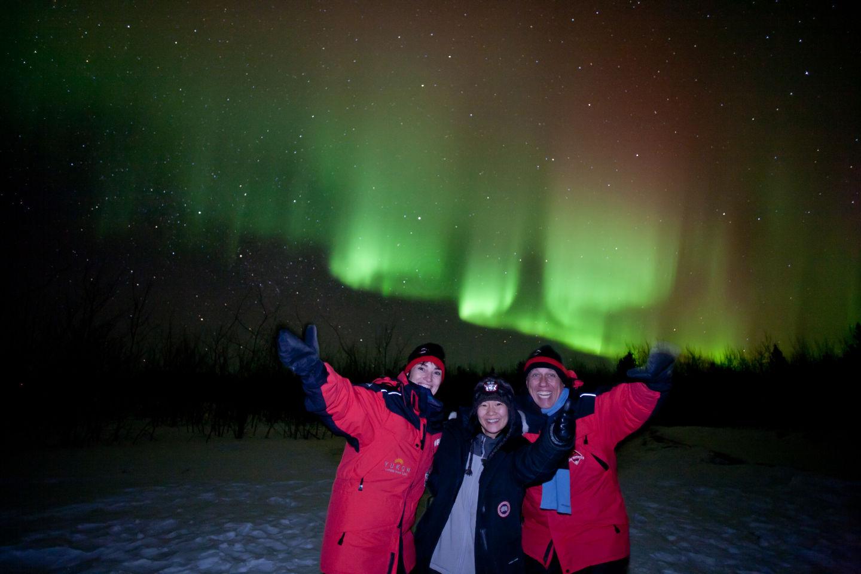 Aurora Borealis Yukon: Basic Aurora Borealis Package