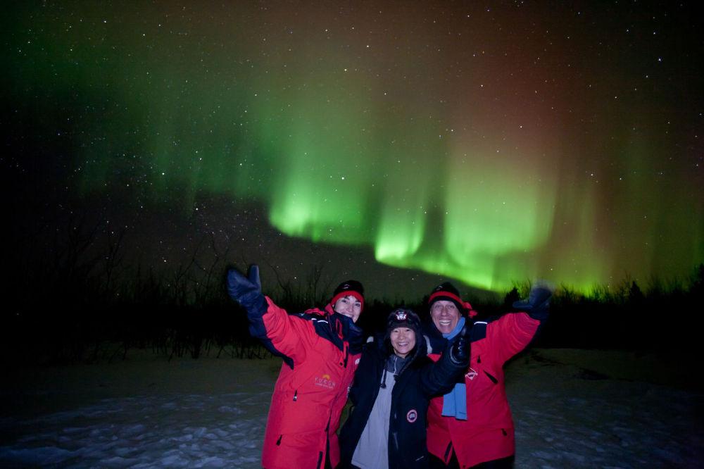 Aurora Borealis Yukon Basic Aurora Borealis Package