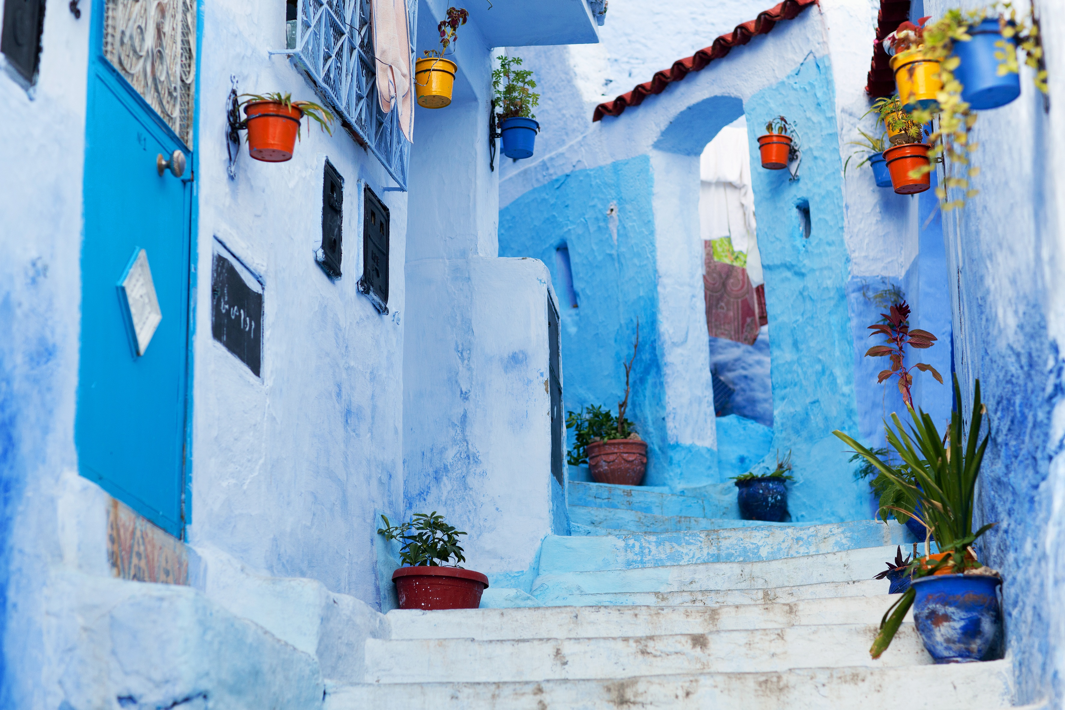 traveling to CHEFCHAOUEN