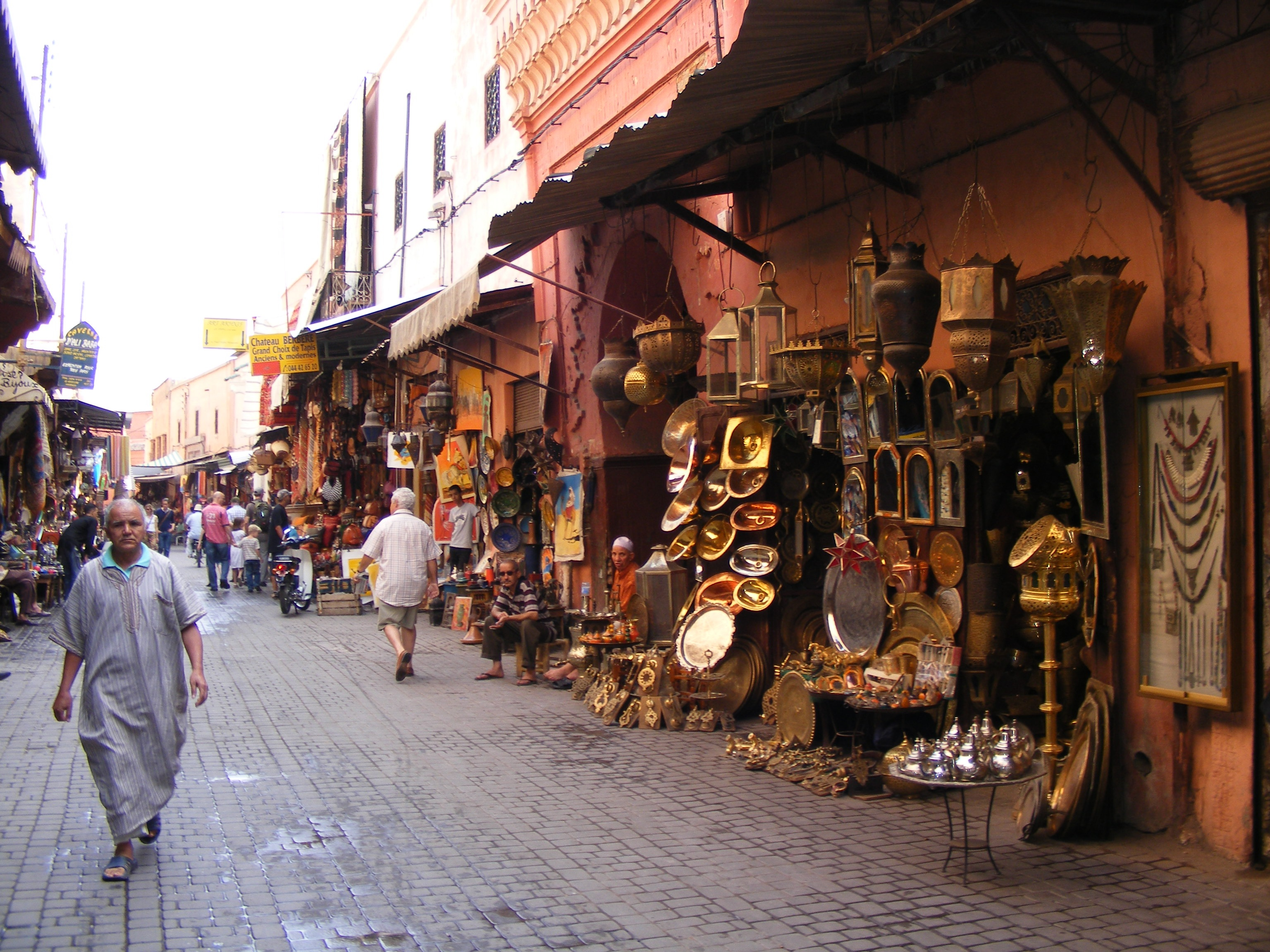 morocco marketplace morocco safe travel