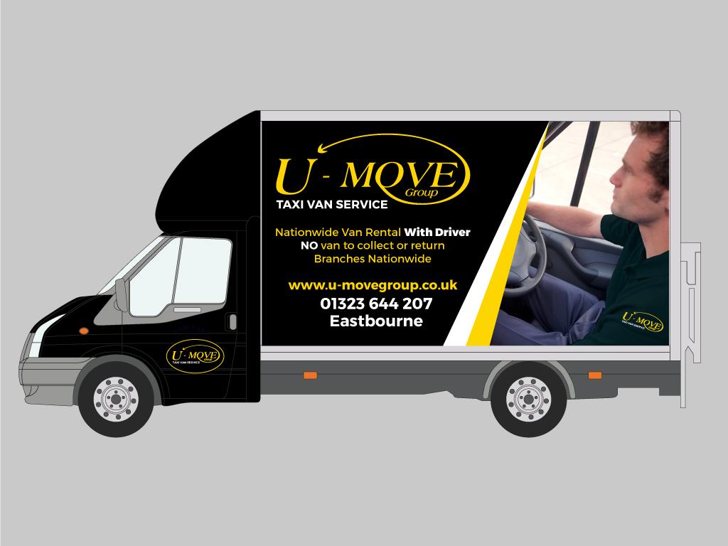 photo of u move vans