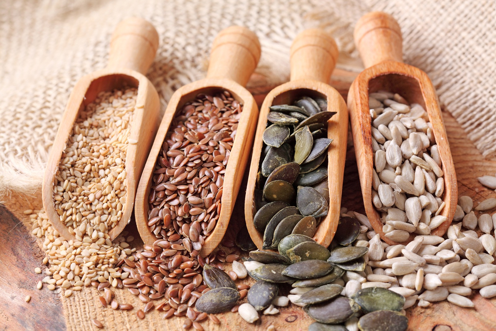 Hormonal Imbalances Seeds Might Be Your Fix Healthy Eating And Living