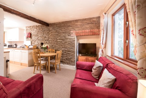 Linhay holiday cottage in combe martin