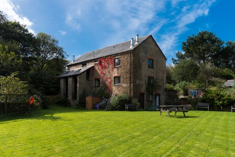 Lower mill holiday cottage in combe martin