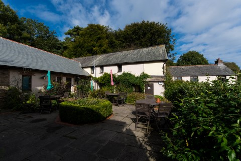 Stable holiday cottage in combe martin