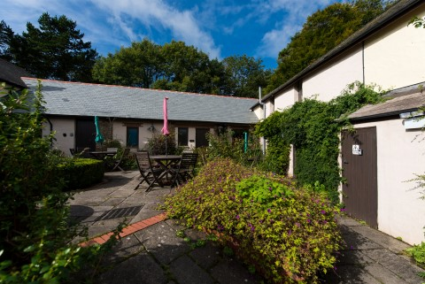 Dairy holiday cottage in combe martin