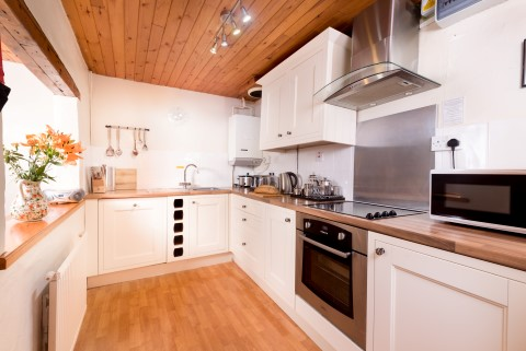 Granary holiday cottage in combe martin