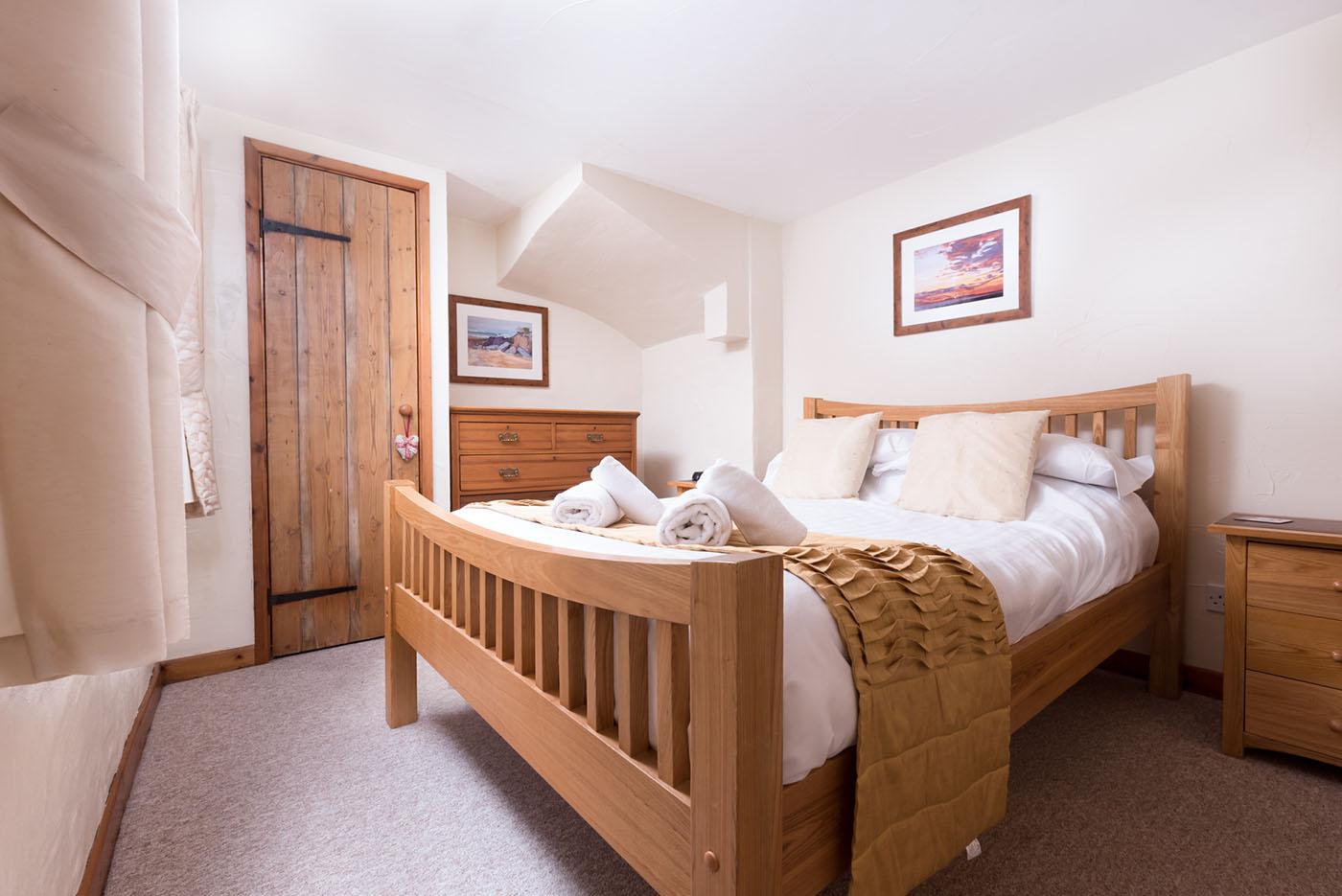 Lower mill bedroom