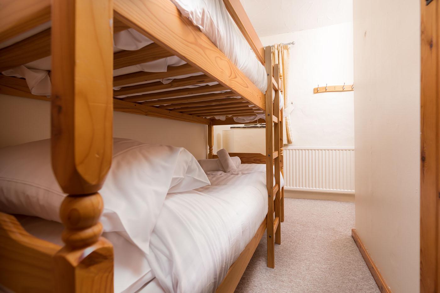Stable bunk bedroom