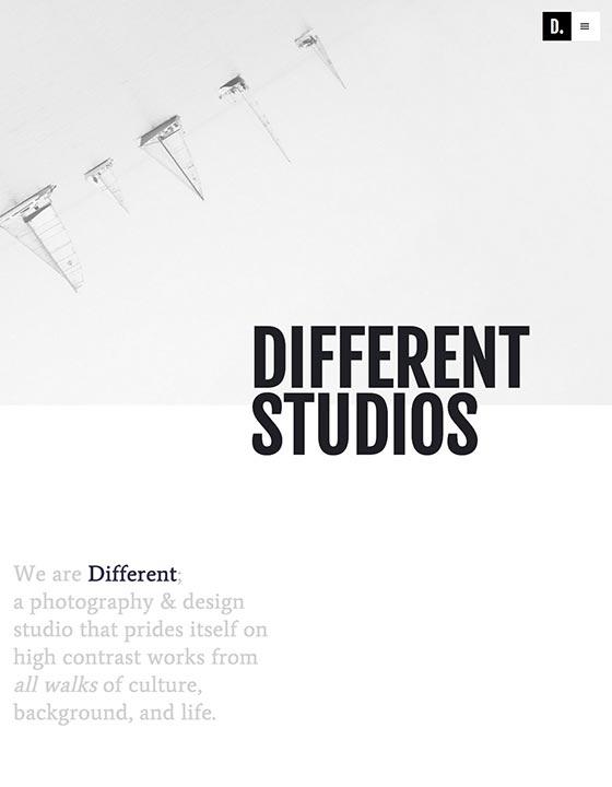 Different Studios
