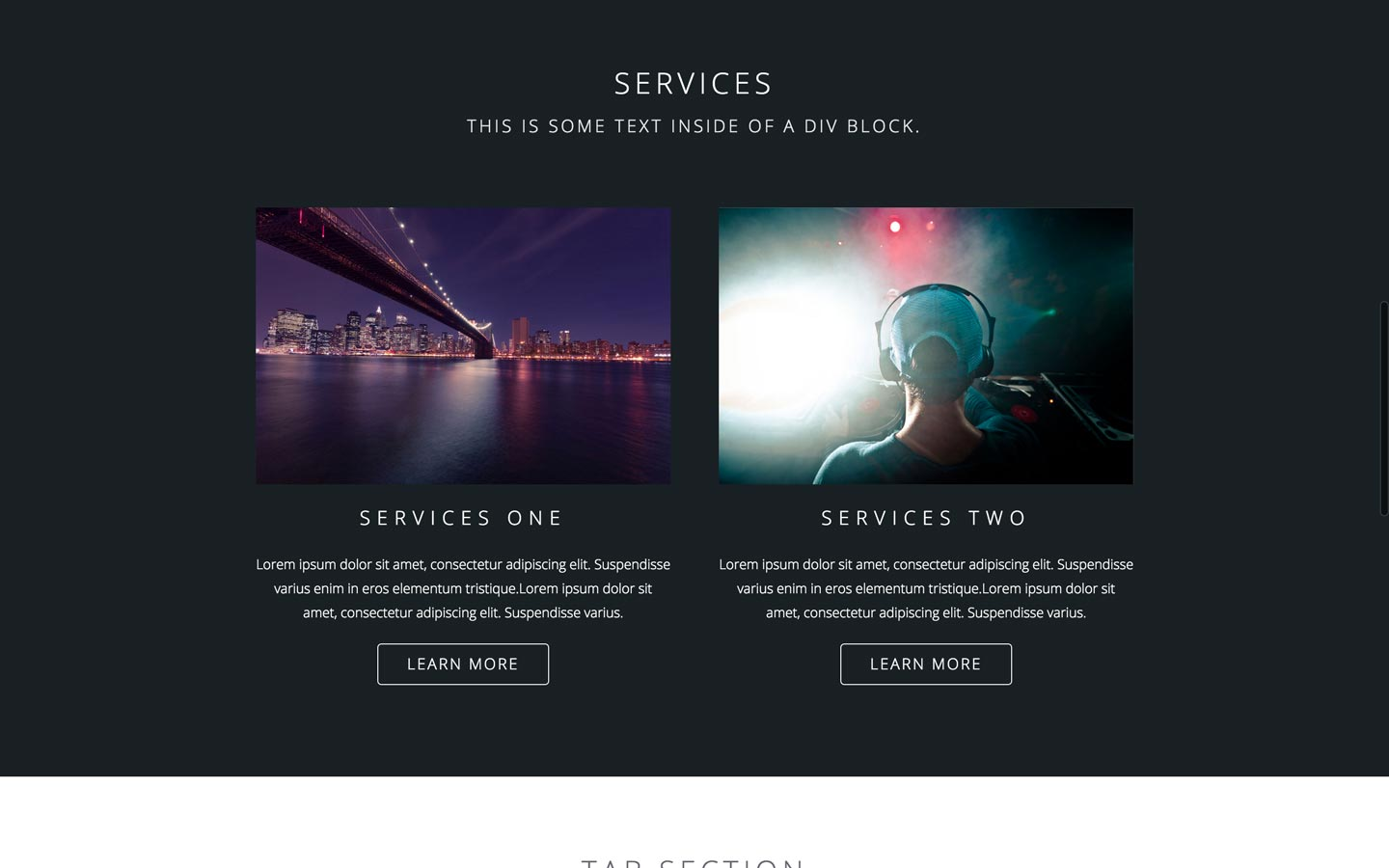 velocity multipurpose html5 responsive website template