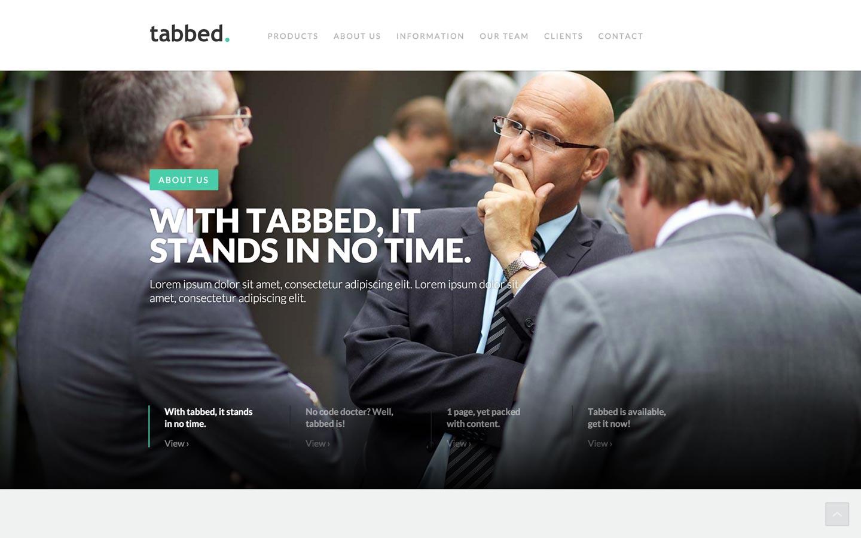 Tabbed