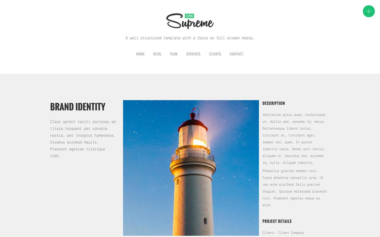 SupremeCMS-4