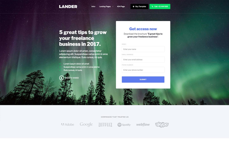 Lander-3