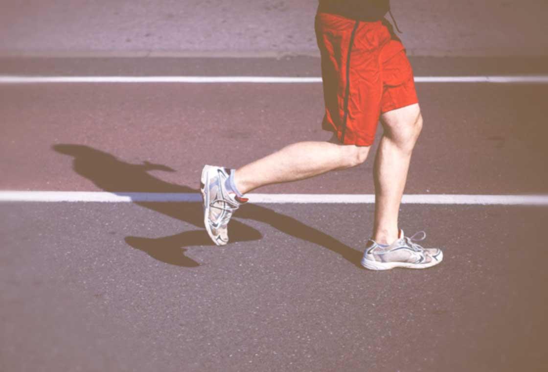 Évaluation de la course à pied