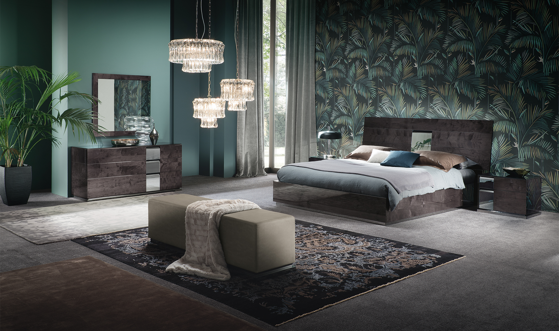 Heritage Bedroom - overview