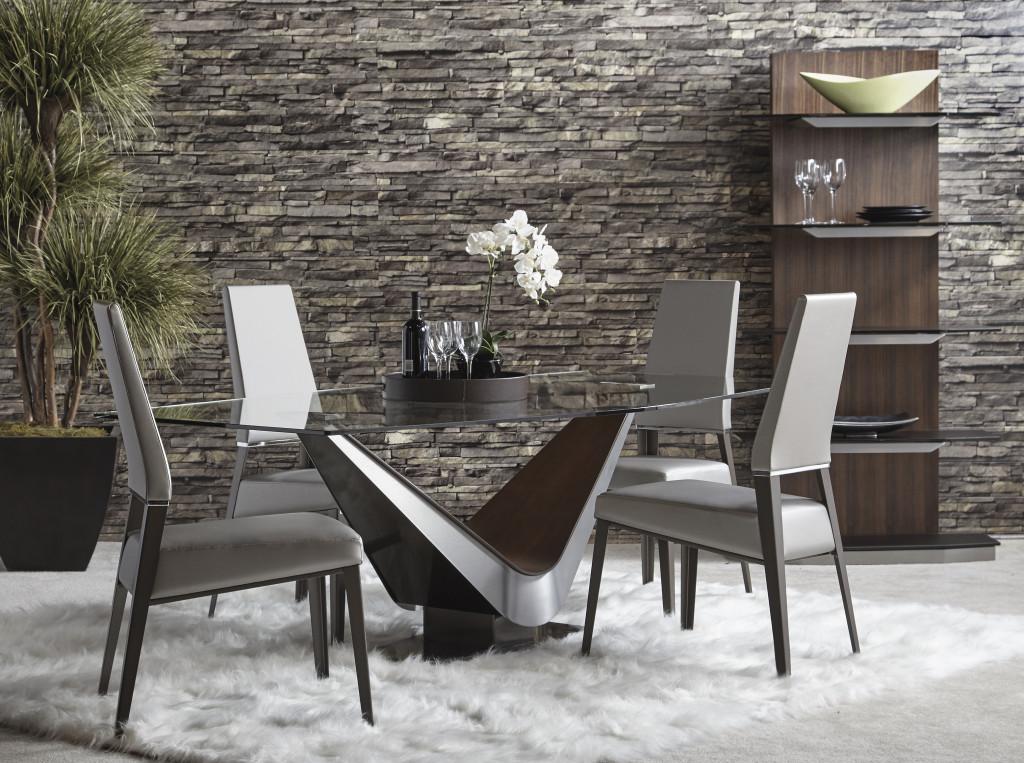 Vivian Gray Dining Room