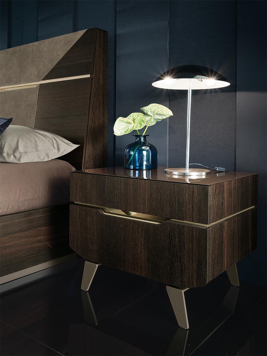 Accademia Bedroom Nightstand
