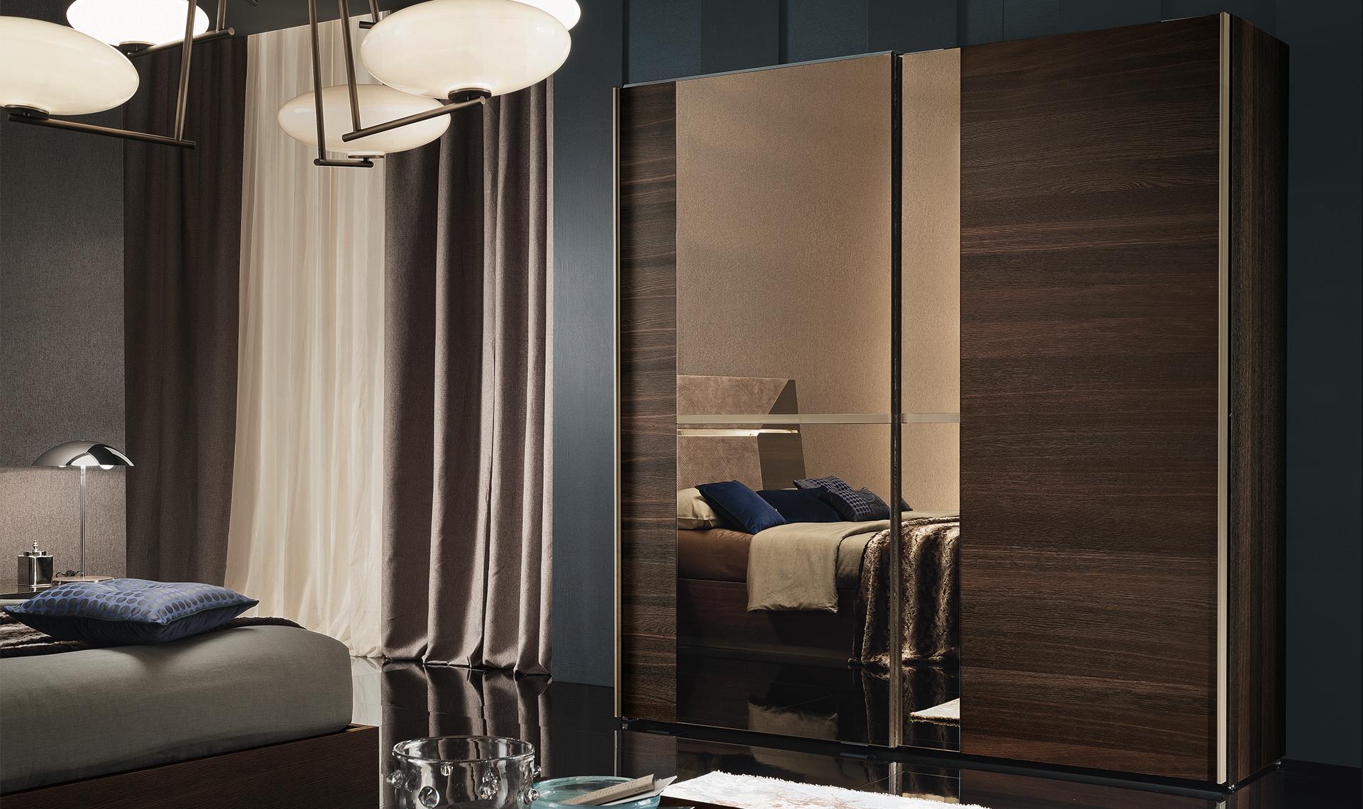 Accademia Bedroom 2/D Sliding Wardrobe