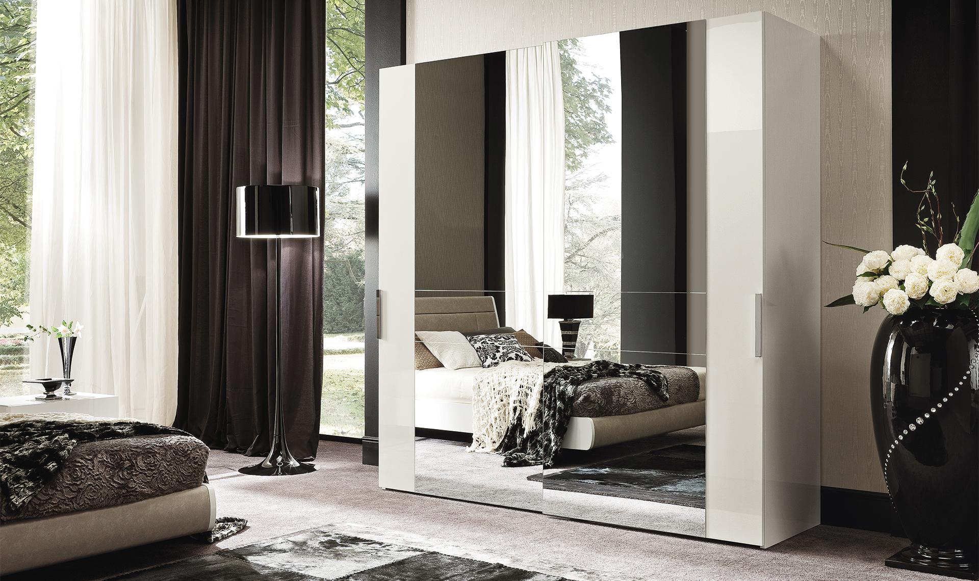 Canova Bedroom 4/D Swinging Wardrobe
