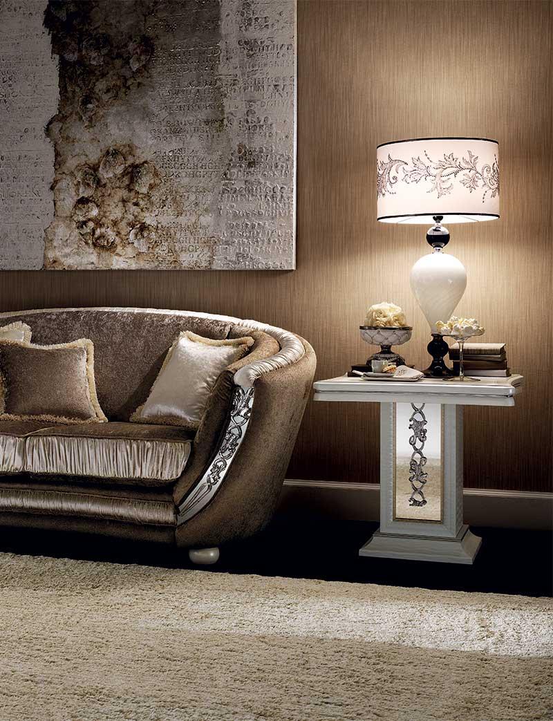 Mirò Living Room lamp table