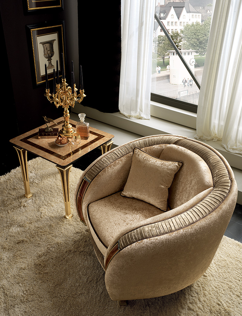Rossini Living room  armchair