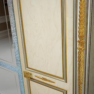 Liberty Bedroom wardrobe door