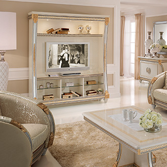 Liberty Living Room armchair side arm