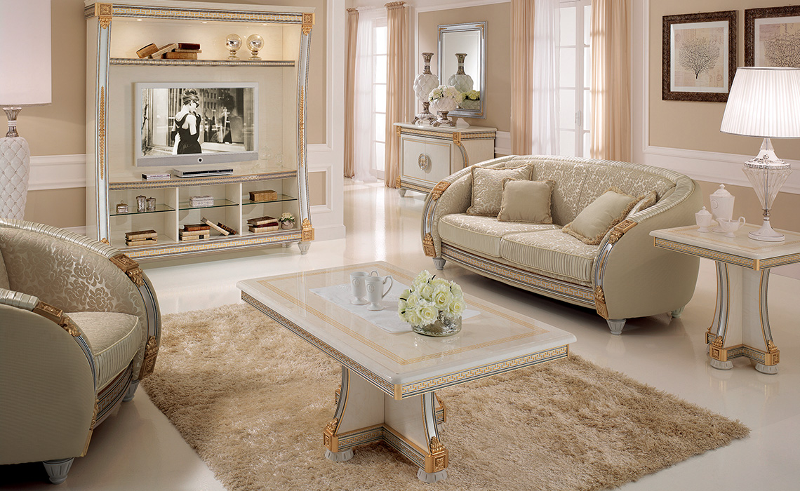 Liberty Living Room Overview
