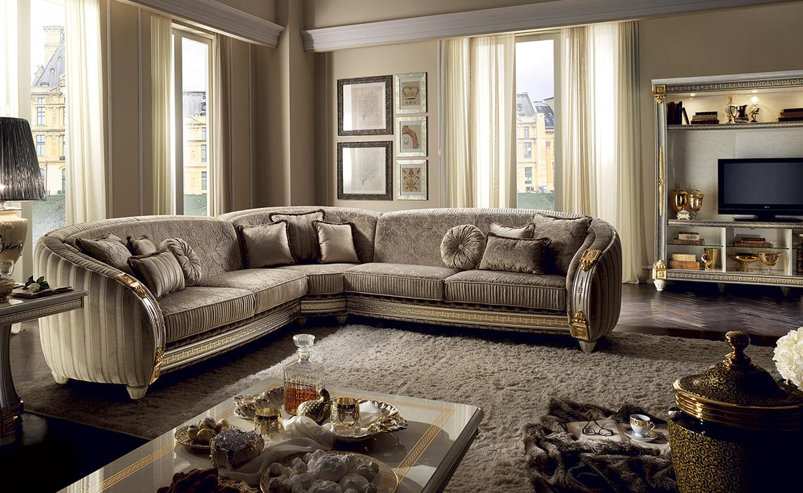 Liberty Living Room corner sofa
