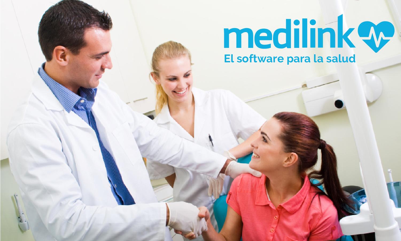 software odontologico medilink