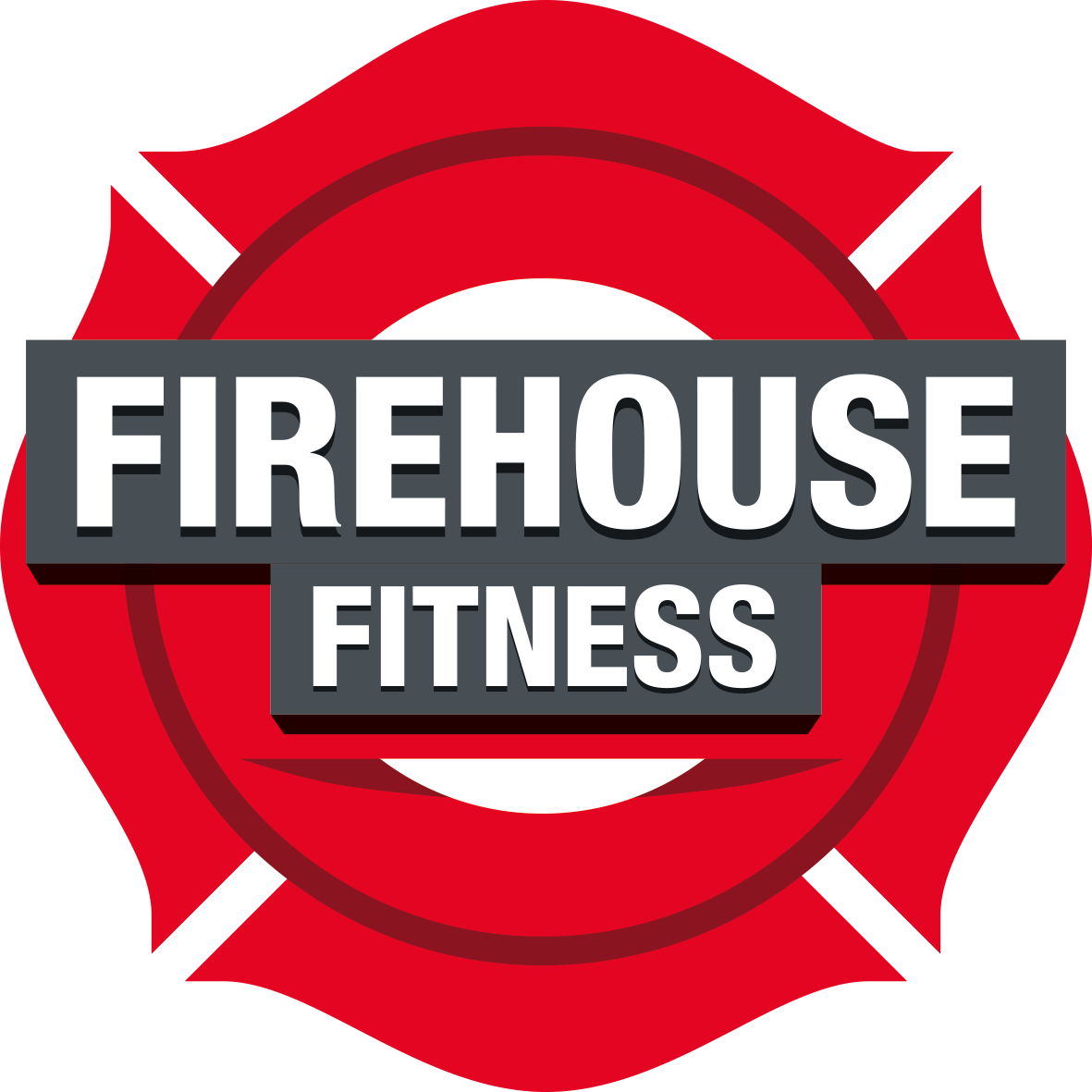 Firehouse Fitness Gym Logo