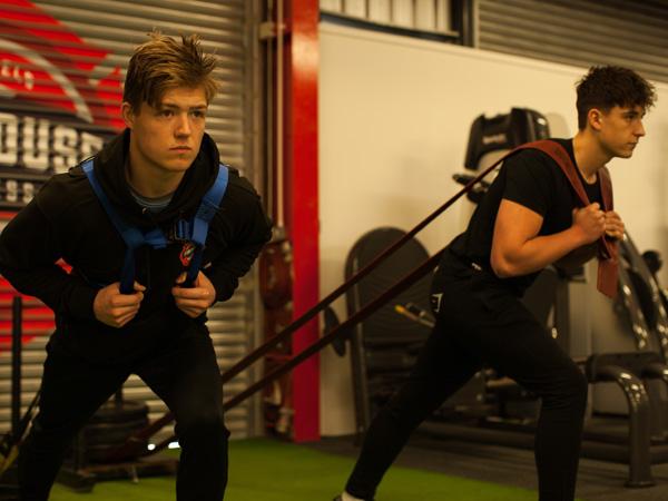 Reduce sick days at Leeds Gym