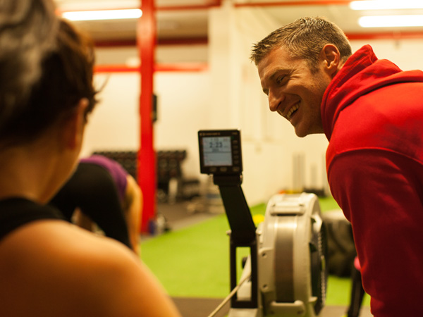 Personal Training Support at Sheffield Gym