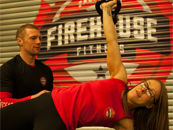 Firehouse Fitness Sheffield & Leeds Gym