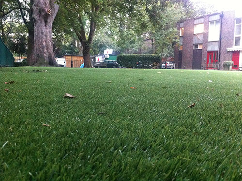 Playturf: Artificial Grass Lawn