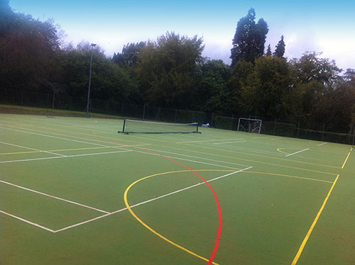 Playturf: Multi-use games areas (MUGA's)