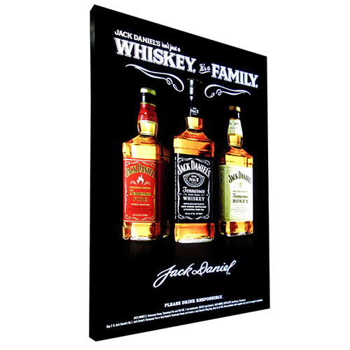 Photot of Jack Daniels 101mm SEG LED Sign