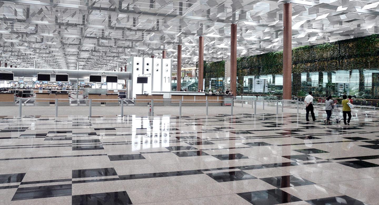 Los aeropuertos son sitios que deben lucir impecables todo el tiempo, la limpieza es muy importante para su funcionamiento