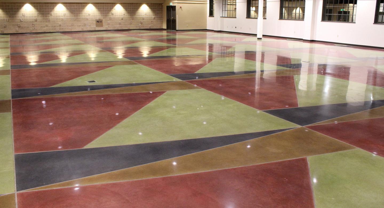 piso pulido