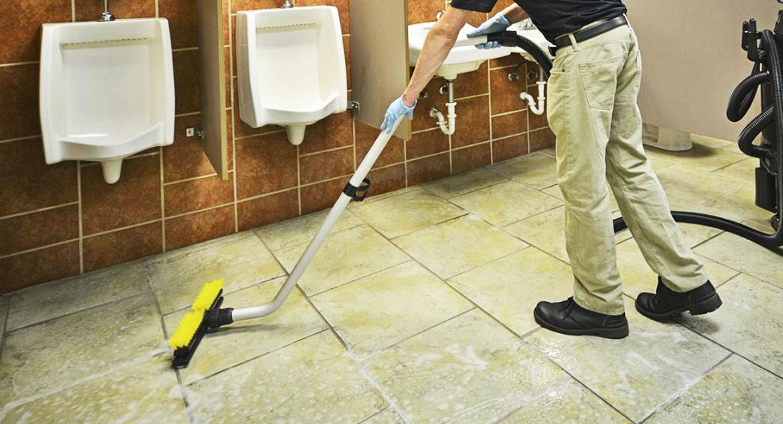 Equipos para limpieza de baños