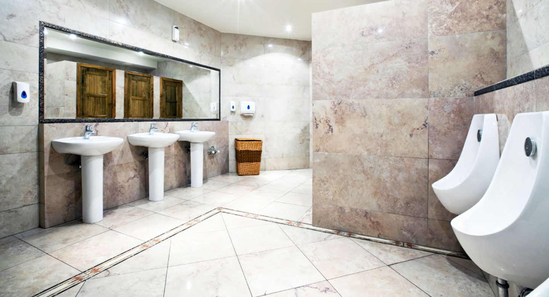 Importancia de la limpieza en los baños