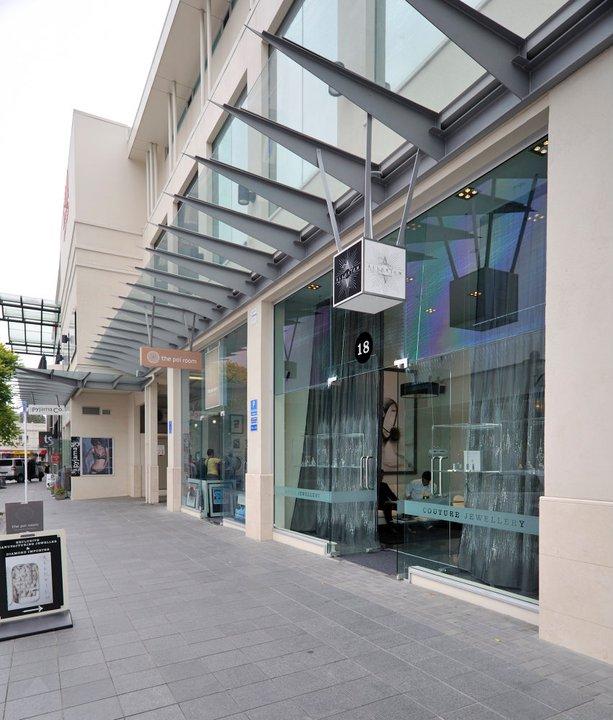 alluvium jewellery newmarket store