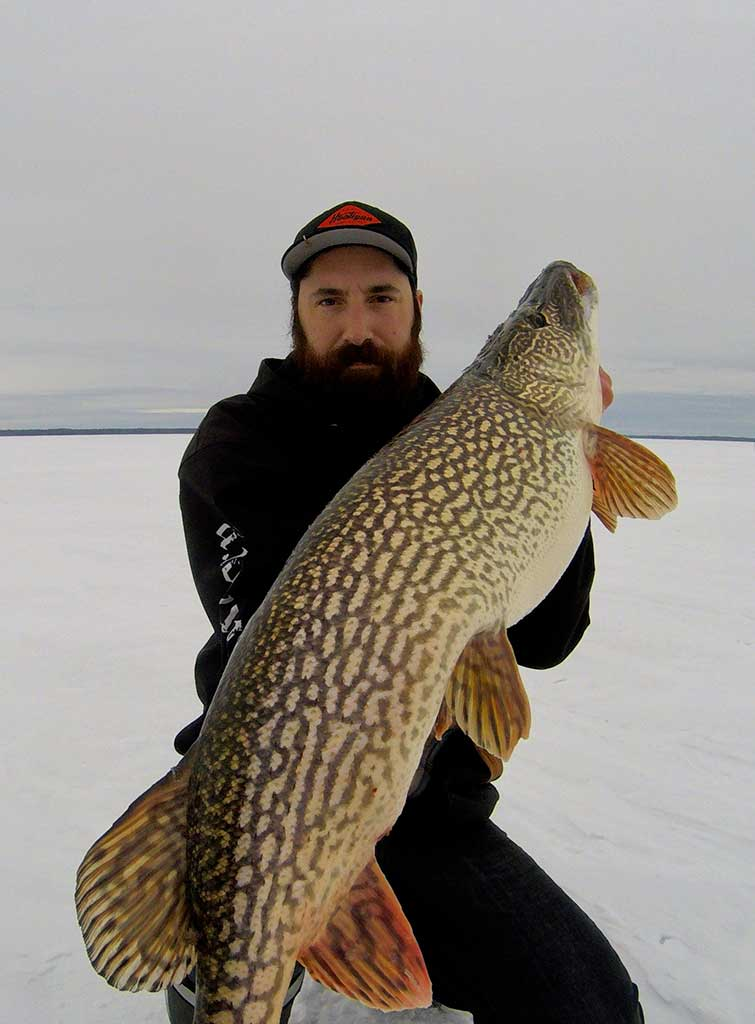 Fishing Rod for Ice Fishing Pike