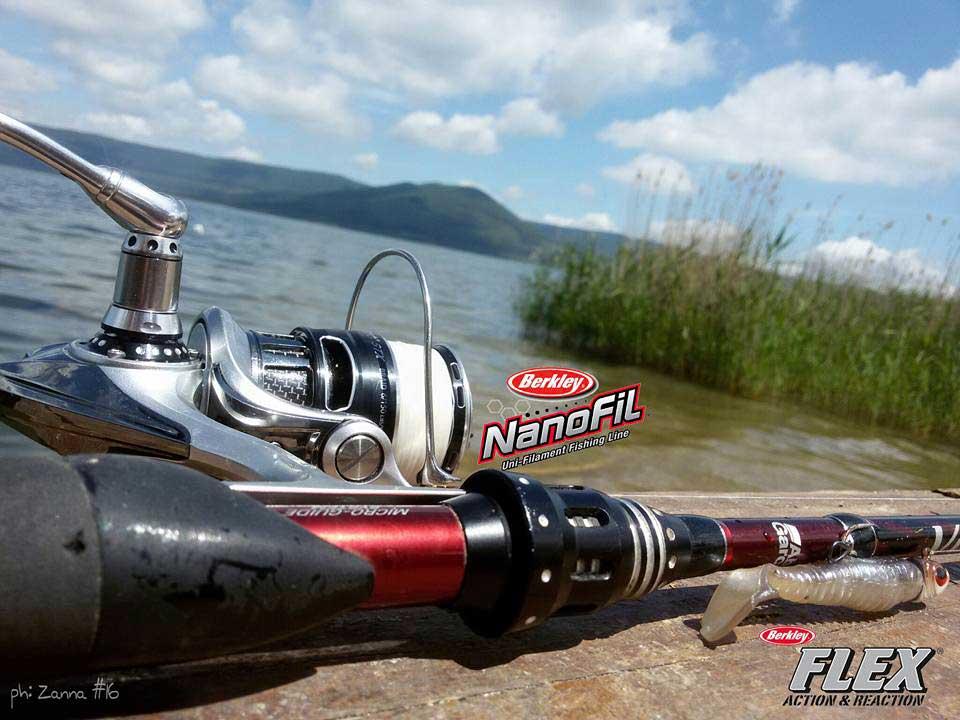 combo fishing pike rod