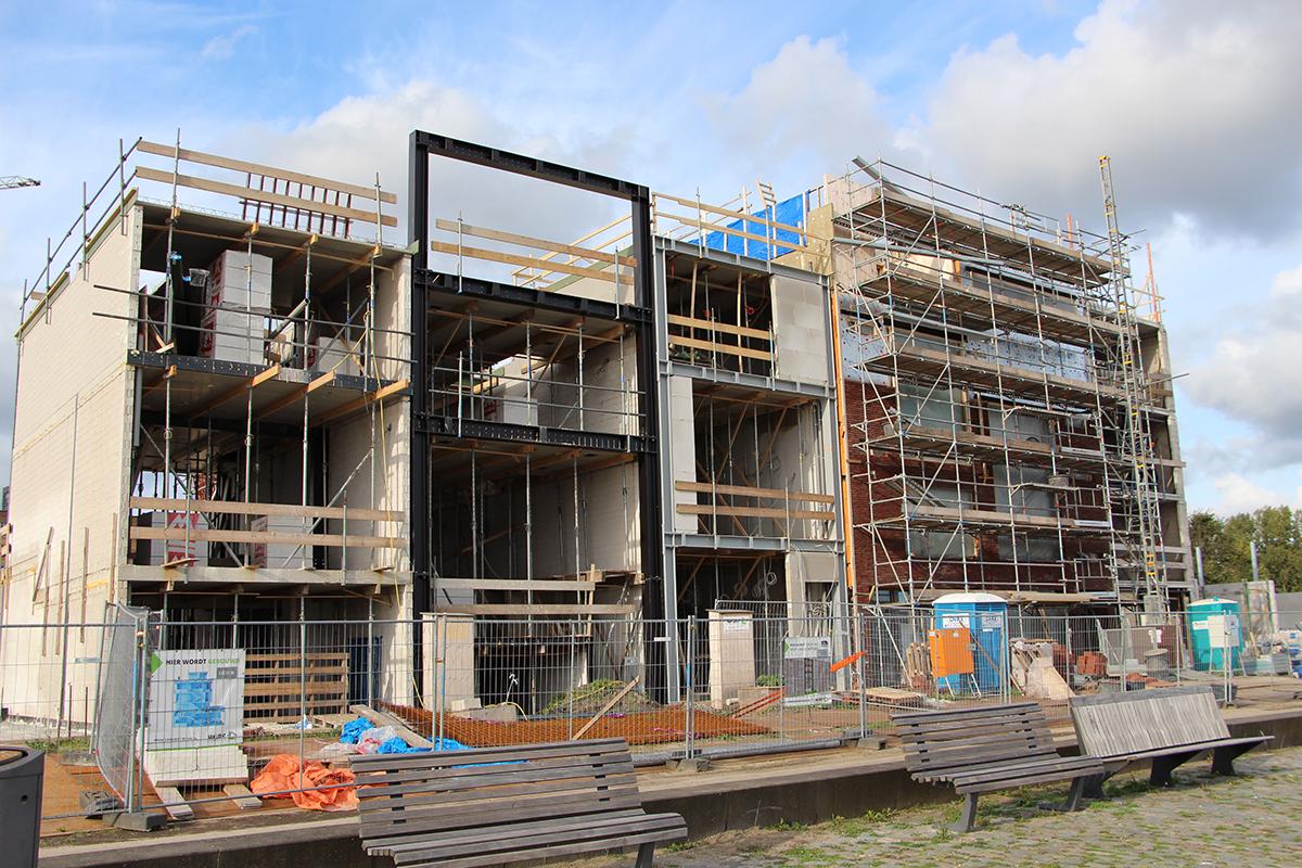Eigen Huis Bouwen : Je eigen huis bouwen op de müllerpier in het lloydkwartier wonen