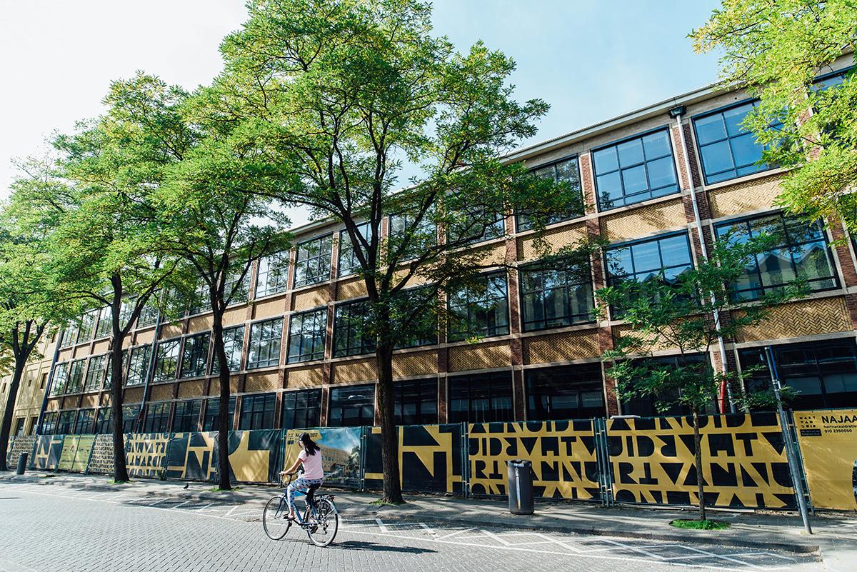 Zwemcentrum rotterdam bna beste gebouw van het jaar