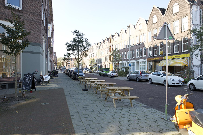 Voor deirdre en krispijn smaakt crooswijk naar meer for Rotterdam crooswijk