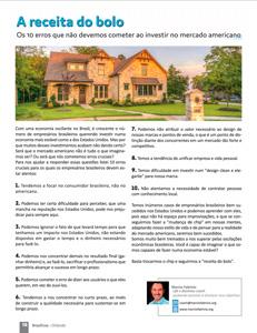 Brazil USA Orlando Magazine - Marcio Fabricio